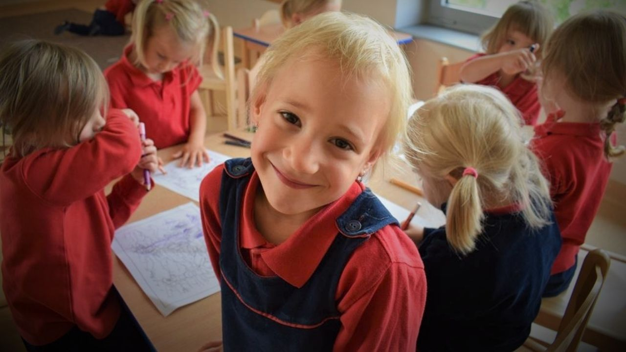 Zobaczcie jaki film przygotowały przedszkolaki!
