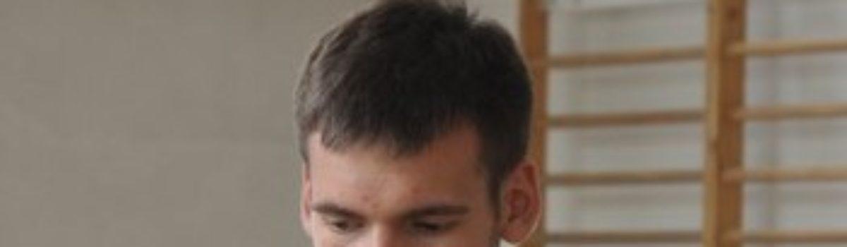 Bartosz Cupiał – wychowanie fizyczne