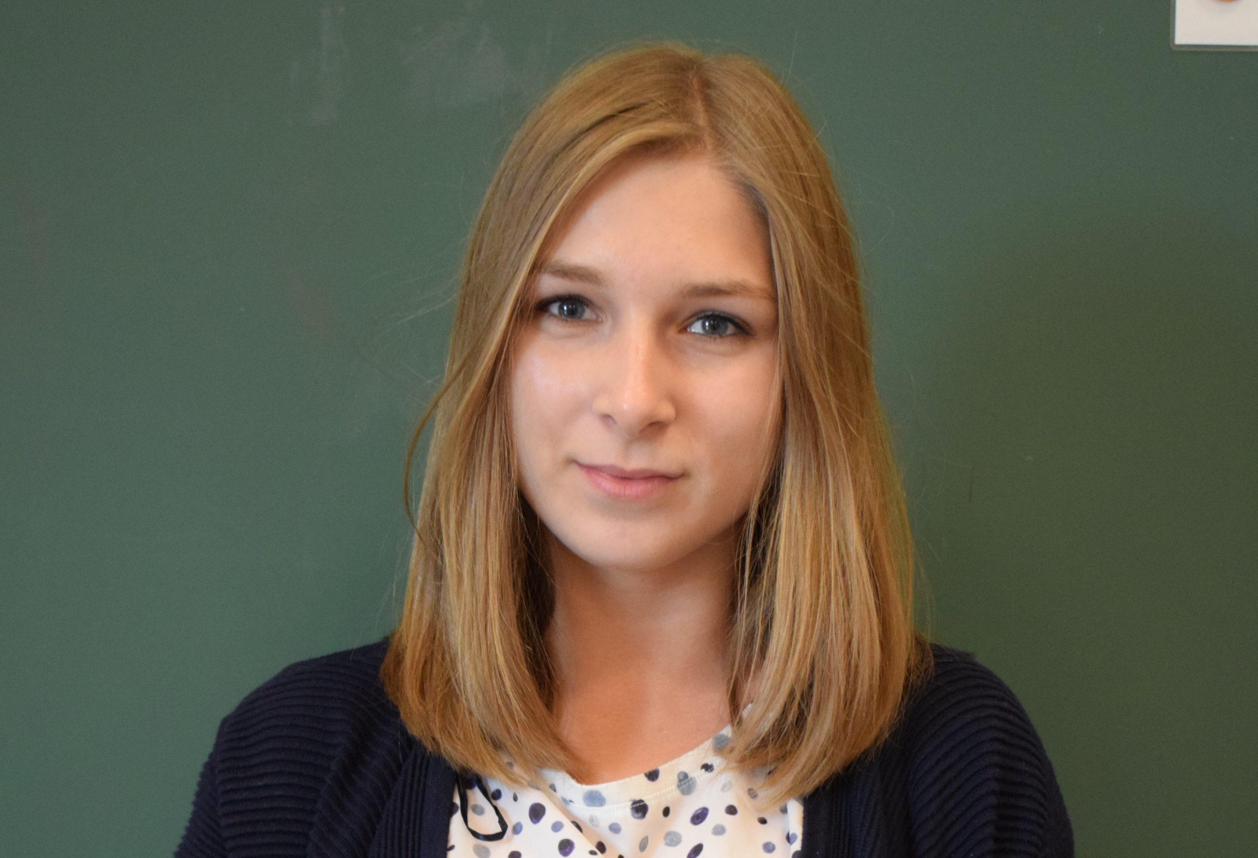 Gabriela Moczko – nauczyciel wspomagający grupy Biedronek (3-latki)