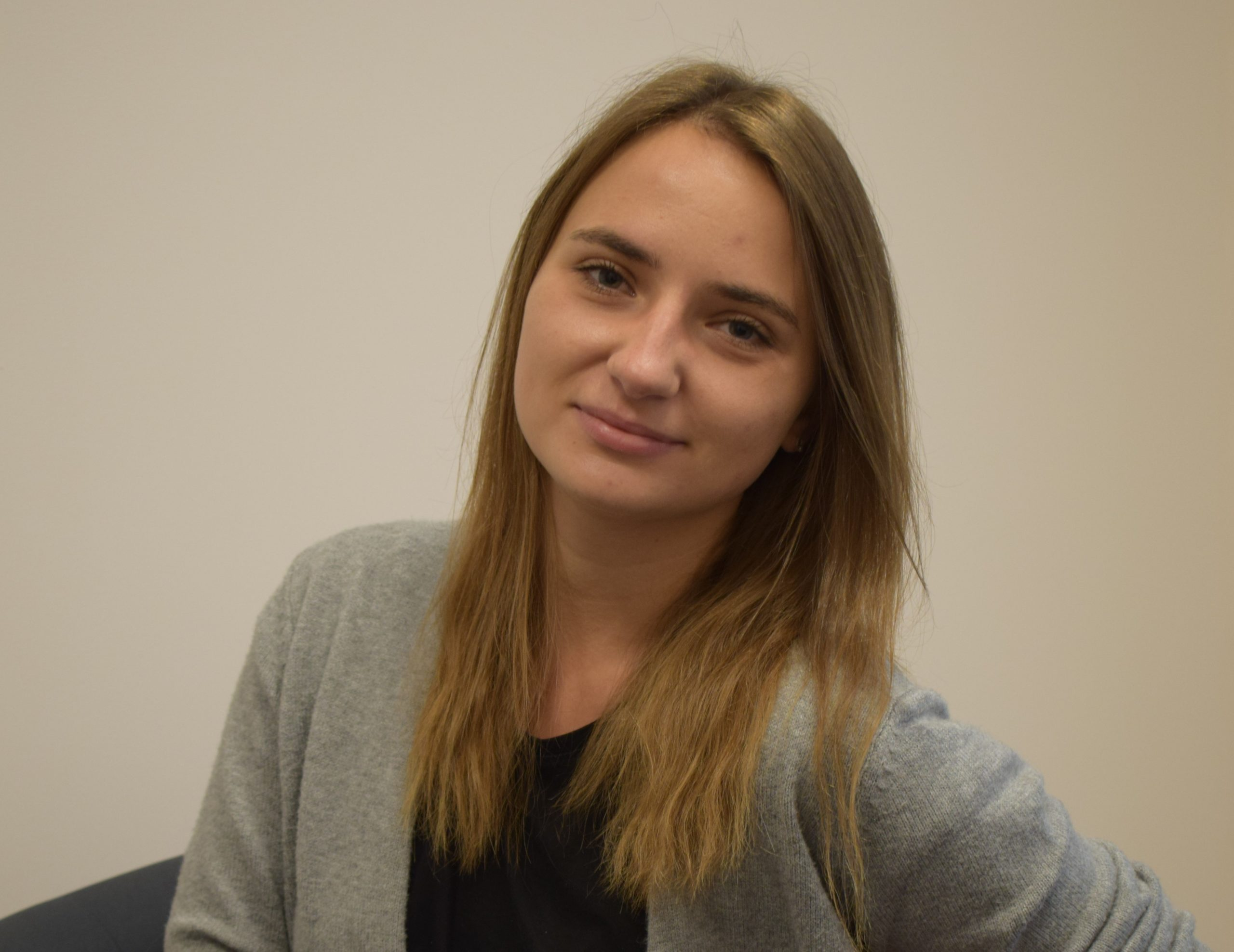 Małgorzata Gernot – nauczyciel wspomagający grupy Motylków (3-latki)