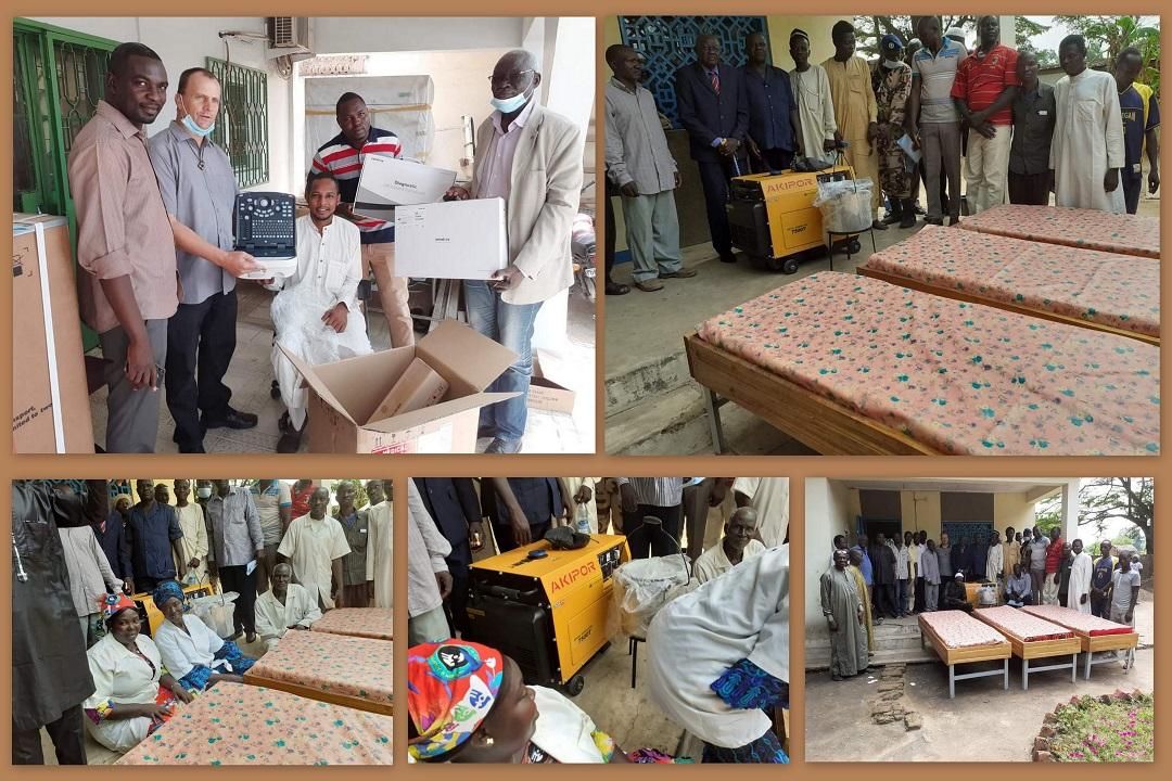 Pomoc dla Czadu – dziękujemy!